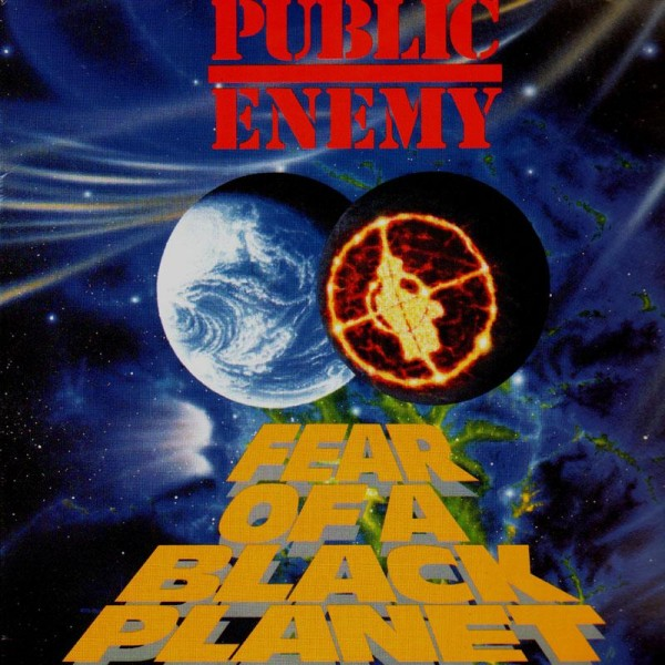 Public Enemy Fear Of A Black Planet Lp Temple Of Deejays