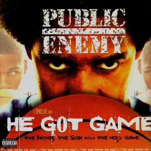 Public Enemy - He Got Game - US ORG 2LP