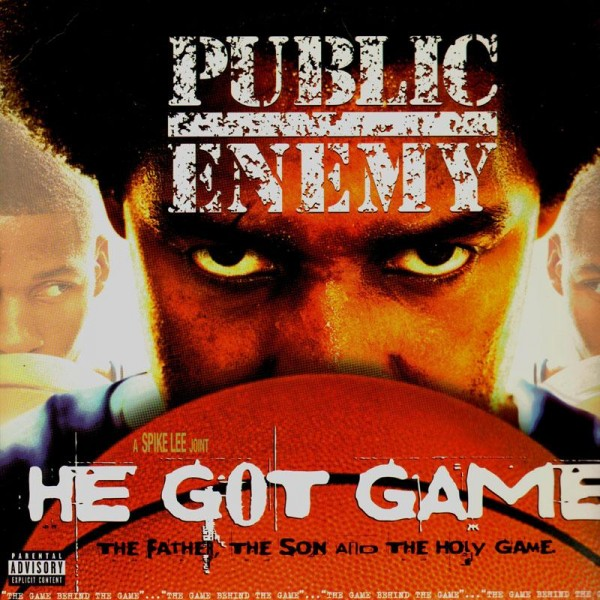 Public Enemy He Got Game Us Org 2lp Temple Of Deejays