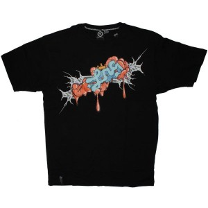 LRG T-shirt - Slimer Tee - Black