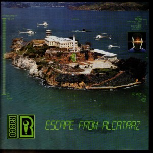 Rasco - Escape From Alcatraz - 2LP