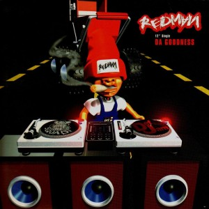 Redman - Da goodness / I don't kare - 12''