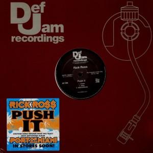 Rick Ross - Push it - promo 12''