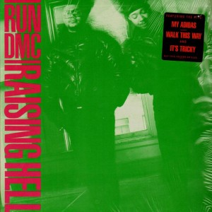 Run DMC - Raising hell - LP