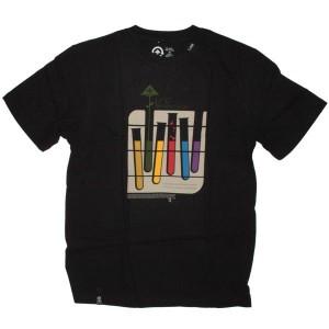 LRG T-shirt - Science Of Life - Black