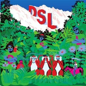 DSL - Invaders - 12''