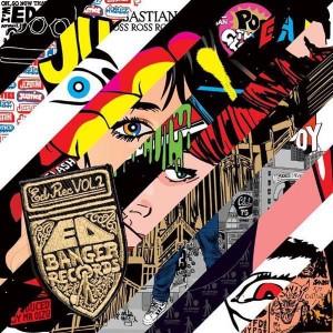 Ed Rec vol.2 - Ed Banger Records - Various Artists - 2LP