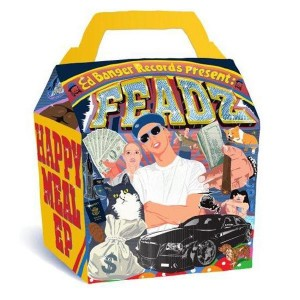 Feadz - Happy meal EP - 12''