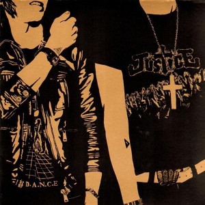 Justice - D.A.N.C.E. Remixes - 12''