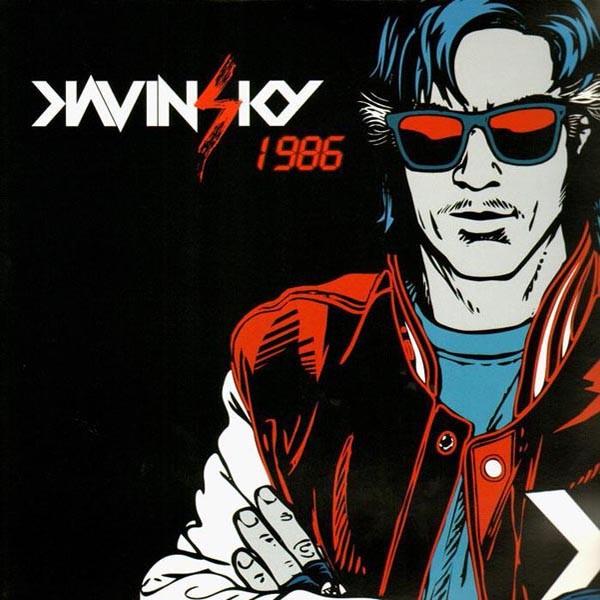 Kavinsky 1986 Ep Sebastian Remix 12 En Vente Sur