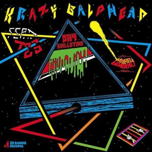 Krazy Baldhead - Dry Guillotine EP - 12''