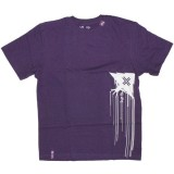 LRG T-shirt - Grass Roots Two Tee - Purple