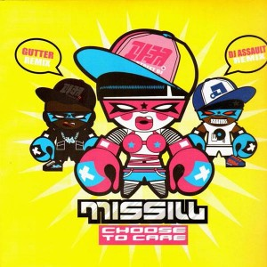 Missill - Choose to care remixes - 12''