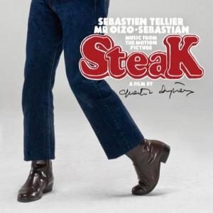 Sebastien Tellier, Mr.Oizo, Sebastian - Steak OST sampler - 7''