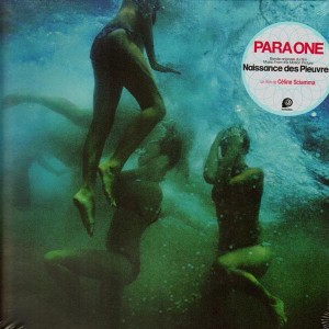 Para One - Music to and from ''Naissance des pieuvres'' (OST) - LP