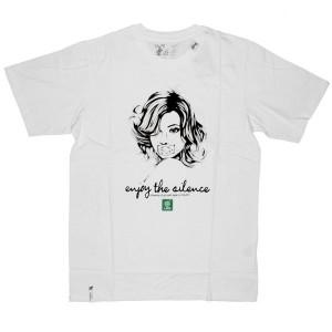 LRG T-shirt - Enjoy The Silence - White