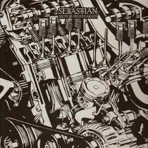 Sebastian - Motor EP - 12''