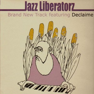 Jazz Liberatorz - Music makes the world go round - 12''