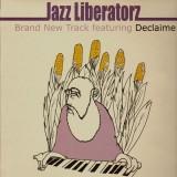 Jazz Liberatorz - Music makes the world go round - 12''