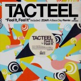 Tacteel - Feel it, feel it - 12''