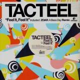 Tacteel - Feel it, feel it - 12''
