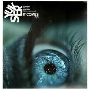 Yuksek - It Comes EP - 12''