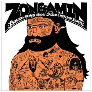 Zongamin - Bongo Sound - 12''