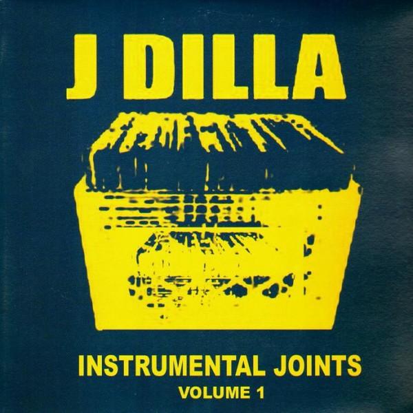 Jay Dee J Dilla Instrumental Joints Volume 1 2lp