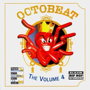 DJ Leksa - Octo Beat Volume 4 - The volume 4 - LP