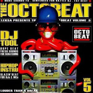 DJ Leksa - Octo Beat Volume 5 - Louder than a break - LP
