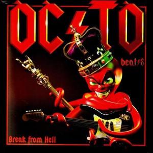 DJ Leksa - Octo Beat Volume 6 - Break from hell - LP