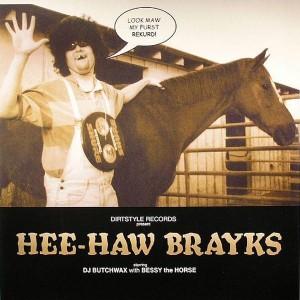 DJ Flare - Hee-Haw Brayks - LP