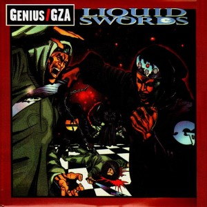 GZA / Genius - Liquid swords - 2LP