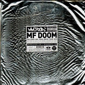 MF Doom - MM... Food (Includes MM... Food Drive Tour DVD) - 2LP
