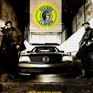 Pete Rock & C.L. Smooth - Mecca and the soul brother - 2LP