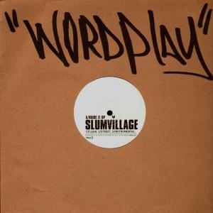 Slumvillage - Raise it up / Fall n love - promo 12''