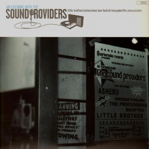 Sound Providers - An evening with the Sound Providers - 2LP