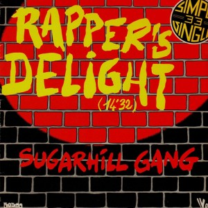 Sugarhill Gang - Rapper's Delight - 12''