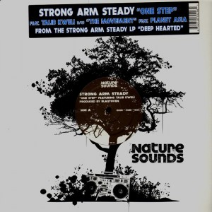 Strong Arm Steady - One step / The movement - 12''