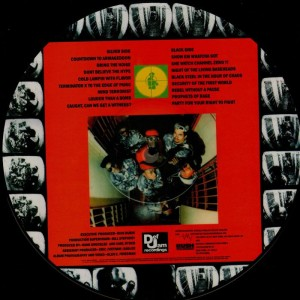 Public Enemy - It take a nation of millions to hold us back - PICTURE DISK !! - LP