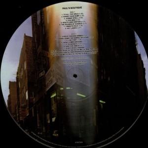 Beastie Boys - Paul's Boutique - PICTURE DISK !! - LP