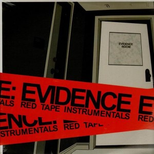 Evidence - Red Tape Instrumentals - 2LP