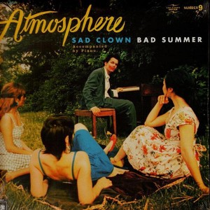Atmosphere - Sad Clown Bad Summer - Vinyl EP