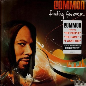 Common - Finding Forever - 2LP
