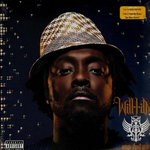 Will.I.Am - Songs about girls - 2LP