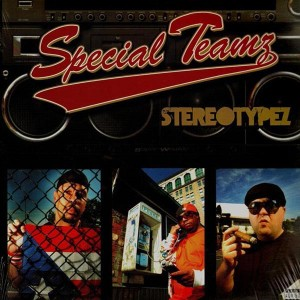 Special Teamz - Stereotypez - 2LP