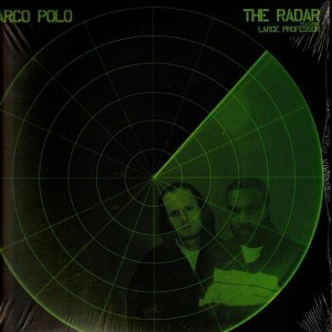 Marco Polo - The Radar / Marquee - 12''