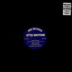 Little Brother - Good Clothes / Cool as a fan - 12