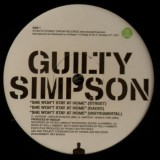 Guilty Simpson - Getting Bitches / She won't stay at home - 12