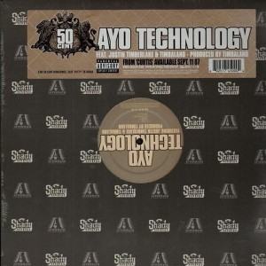50 Cent - Ayo Tchnology - 12''